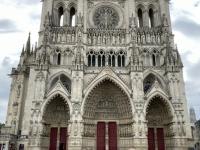 Frankreich Kathedrale von Amiens