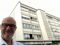Frankreich Le Havre Unesco Wohnbauten
