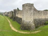 Frankreich Mittelalterliche Handelsstadt Provins Kopfbild 2