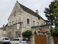 Frankreich Mittelalterliche Handelsstadt Provins Kopfbild 3