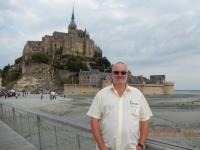 Frankreich Mount Saint Michel
