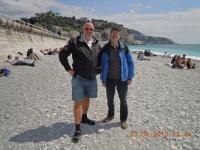 Frankreich Nizza Winterkurort der Riviera  2013 04 23