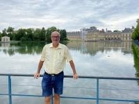 Frankreich Schloss und Park Fontainebleau 1
