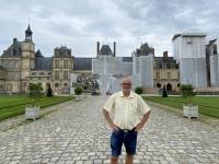 Frankreich Schloss und Park Fontainebleau 2
