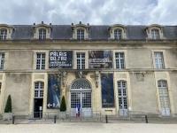 Frankreich Reims Kathedrale Notre Dame Palais du Tau und Kloster Saint Remi Kopfbild 2