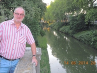 Frankreich-canal-du-midi-in-toulouse