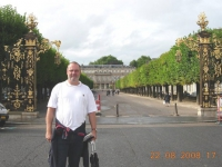 Frankreich-nancy-place-de-la-carriere