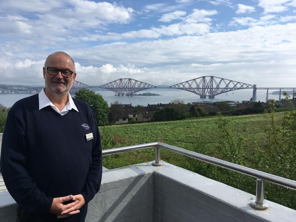 Grossbritanien Forth Bridge