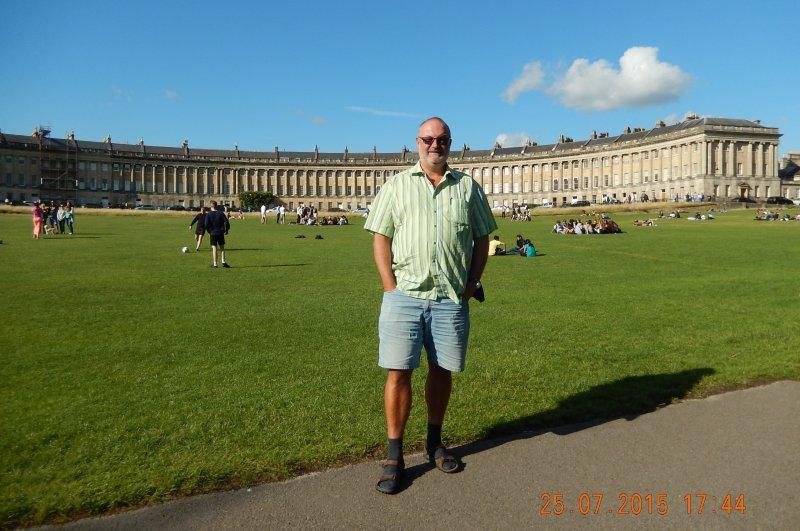 Grossbritannien Stadt Bath