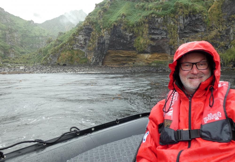 Grossbritannien Wildreservat der Insel Gough und unzugängliche Inseln