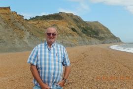 Grossbritannien Küste von Dorset und Ost Devon