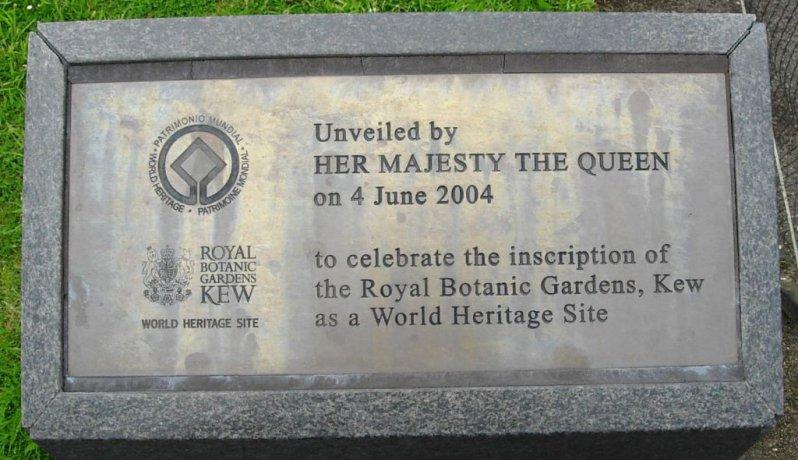 Grossbritannien-botanische-gärten-von-kew-tafel