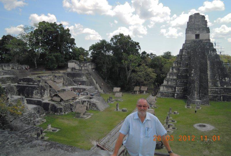 Guatemala-nationalpark-tikal
