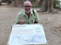 Gambia James Island Tafel
