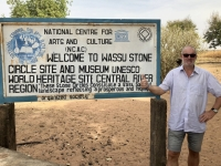 Gambia Megalithische Steinkreise von Senegambia Tafel