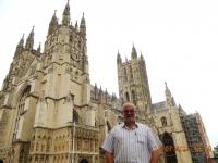 Grossbritannien Kathedrale Canterbury