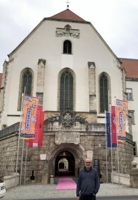 2019 04 23 Älteste Militärakademie der Welt  Wiener Neustadt