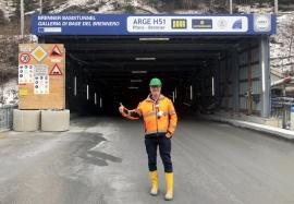 2019 12 10 Besuch Brenner Basistunnel in Stainach am Brenner