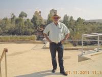 Jordanien Taufstätte Bethanien jenseits des Jordans (Al-Maghtas)