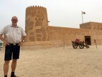 Katar Archäologische Stätten von Al Zubarah
