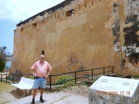 Kenia Fort Jesus in Mombasa