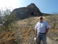 Kirgisistan Heiliger Berg Sulamain-Too