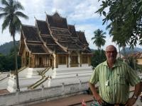 Laos Luang Prabang Königspalast