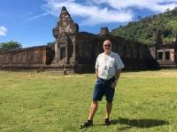 Laos Tempelbezirk Wat Phou