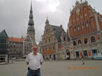 Lettland-historischer-stadtkern-von-riga