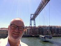 Spanien Biscaya-Brücke