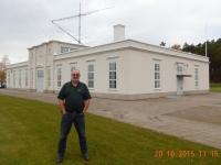Schweden Radiostation Varberg