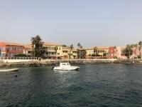 Senegal Insel Goree Sklaveninsel Kopfbild