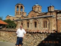Serbien Mittelalterliche Denkmäler im Kosovo Prizren Kathedrale Levishka