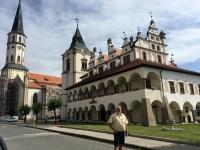 Slowakei Levoca Leutschau