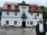 Slowenien Historische Stätten der Quecksilbergewinnung Almaden und Indrija Museum