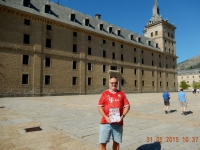 Spanien Escorial in Madrid