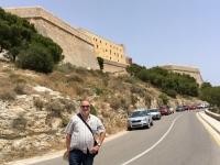 Spanien Ibiza Biologische Vielfalt und Kultur Altstadt Dalt Vila