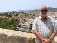 Spanien Ibiza Biologische Vielfalt und Kultur Nekropole Puig des Molins