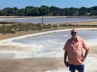 Spanien Ibiza Biologische Vielfalt und Kultur Salinen