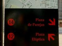 Spanien Kulturlandschaft von Aranjuez Tafel