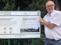 Spanien Nationalpark Garajonay Kanaren auf Insel La Gomera Tafel 11