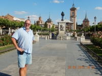 Spanien Universität und historisches Zentrum von Alcalá de Henares