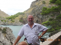 Spanien Kulturlandschaft Tramuntana Mallorca