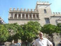 Spanien Valencia Seidenbörse