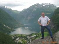 Norwegen-geirangerfjord