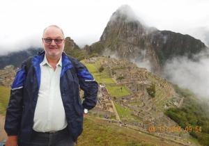 Peru Inka Bergfestung Machu Picchu