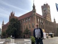 Polen Altstadt von Torun Rathaus