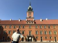 Polen Altstadt von Warschau Königsschloss