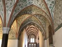 Polen Deutschordensschloss Malbork Marienburg Innenräume Kopfbild