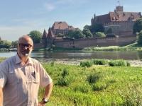 Polen Deutschordensschloss Malbork Marienburg